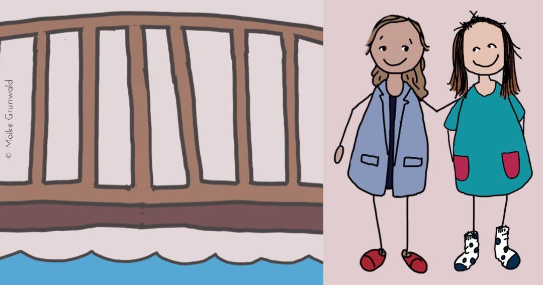 Bilder: Brücken zwischen Kopf und Bauch
